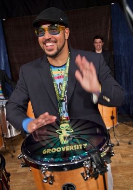 Music Workshop | Afro-Brazilian Percussion Workshop with