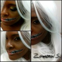 Dont Forget to Smile | Makeup/SFX: Zamora S.
